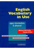 English Vocabulary in Use – upper- intermediate – Advanced
