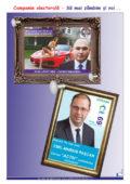 Afișe electorale PRU și PMP Mureș