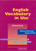 English Vocabulary in Use – elementary (Cambridge)