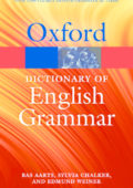 Dictionary of English Grammar – (Oxford)