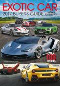 Exotic Car – 2017 Buyers Guide