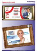 Afișe electorale PSD și ALDE Mureș